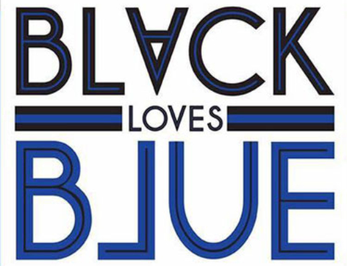 Black Loves Blue May Calendar For A Cause